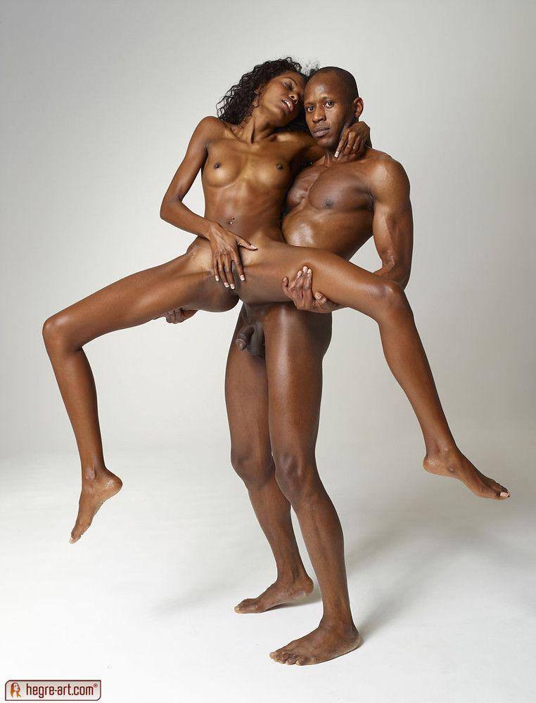 African girl nackt