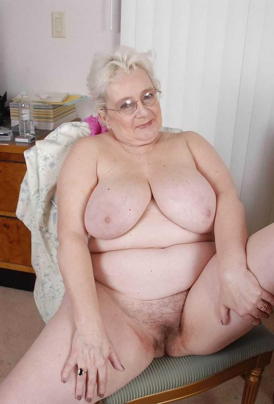 Nude old granny Grandma Nude