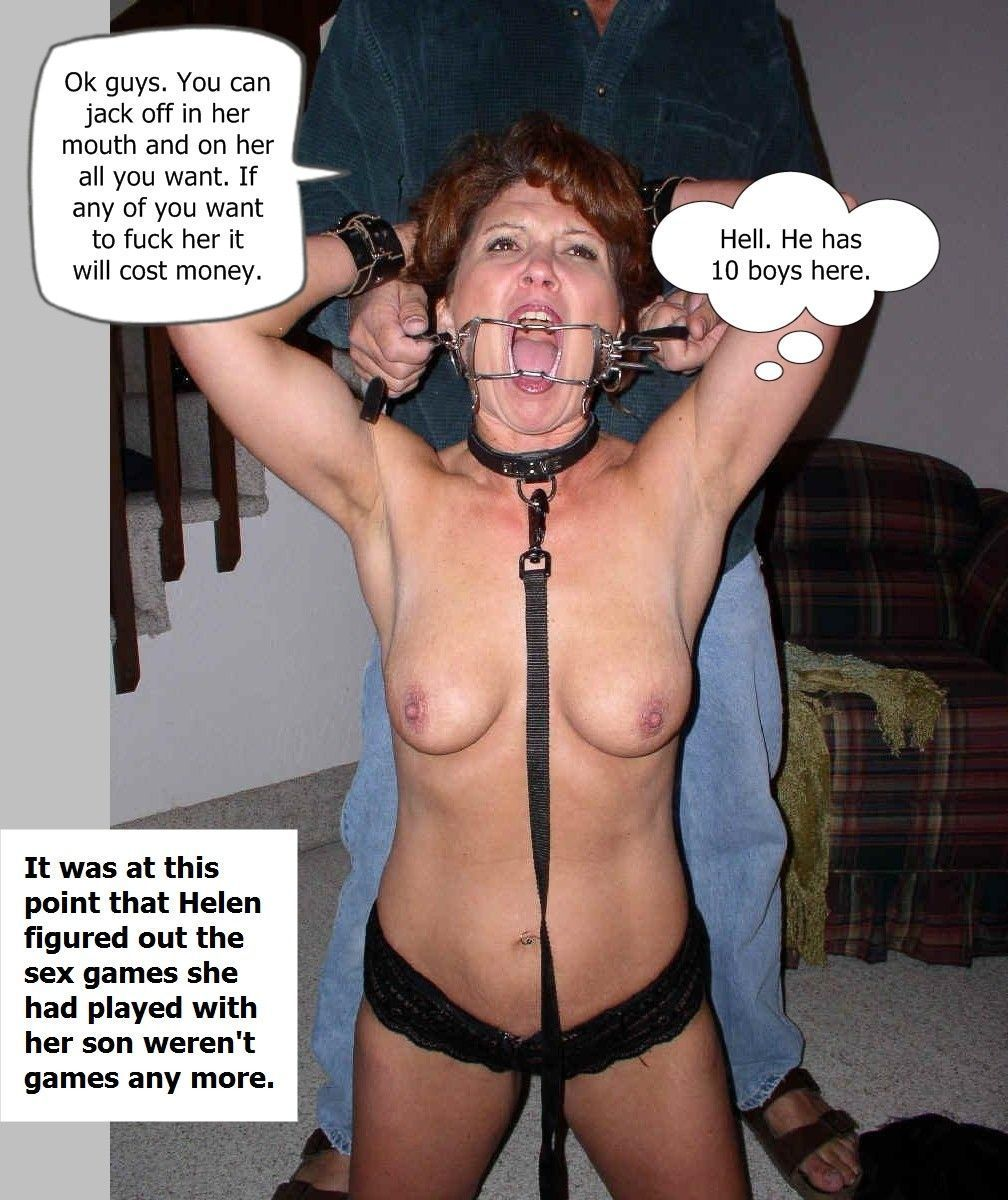 Bdsm sex stories real wife